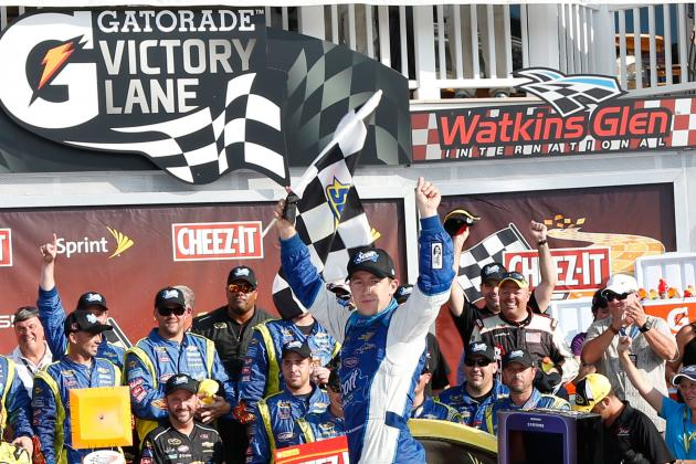 Sprint Cup Chase 2014: NASCAR Standings and Schedule After Cheez-It 355