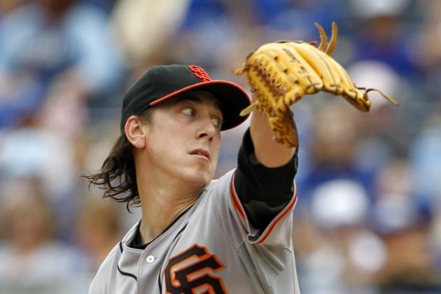 Giants, Lincecum Make a Royal Mess of Their Visit to Kansas City