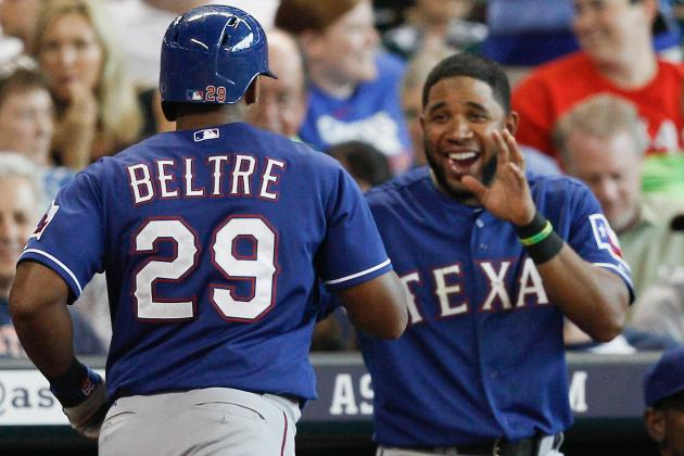 Rangers Avoid Sweep with 6-2 Defeat of Astros