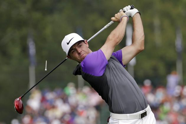 Rory McIlroy at PGA Championship 2014: Day 4 Leaderboard Score, Twitter Reaction