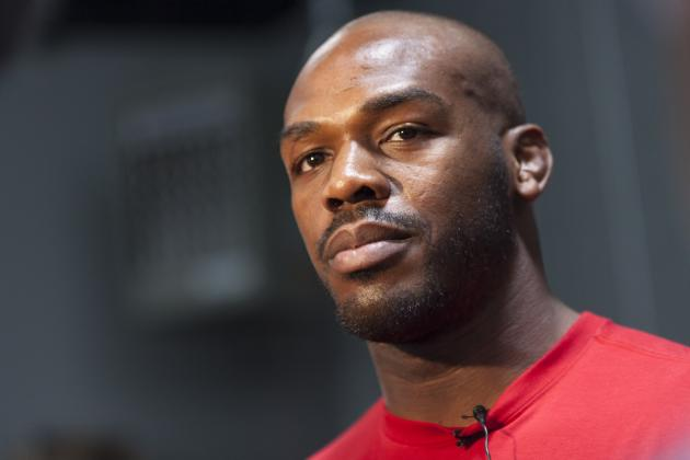 Jon Jones Open to 'Awesome' Superfight with Chris Weidman