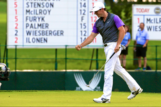 PGA Championship 2014 Leaderboard Day 4: Scores, Standings and Results