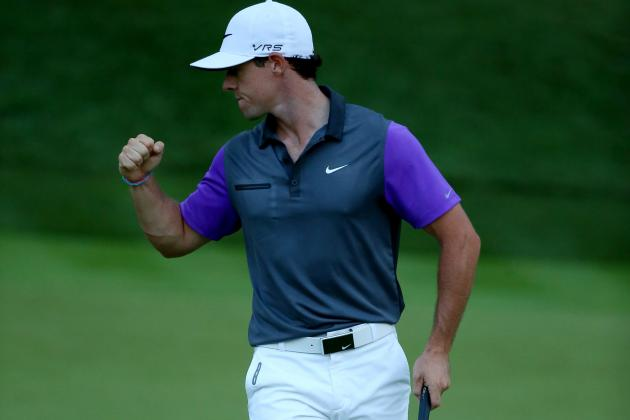 PGA Championship 2014 Leaderboard: Winner, Final Results and Recap
