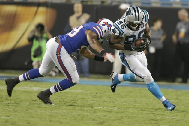 Brandon Williams' Updated Fantasy Outlook After Panthers vs. Bills