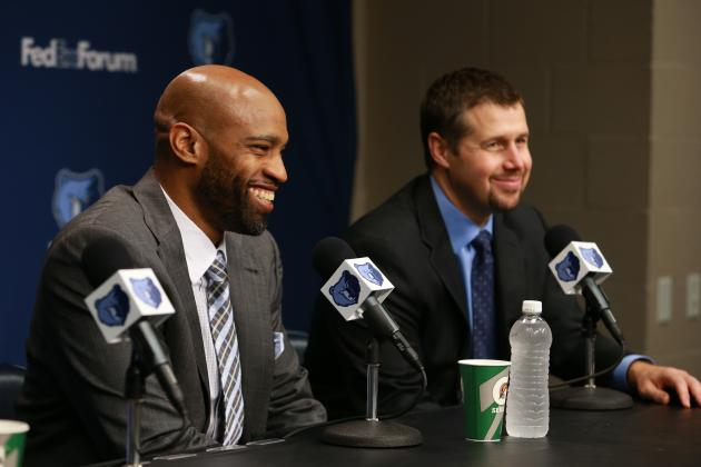 Realistic Expectations for Vince Carter's Debut Season with Memphis Grizzlies