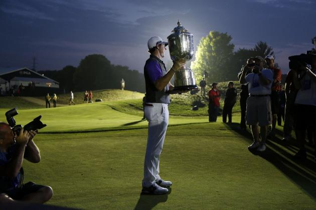 PGA Championship Leaderboard 2014: Twitter Reacts to Day 4 Results and Standings