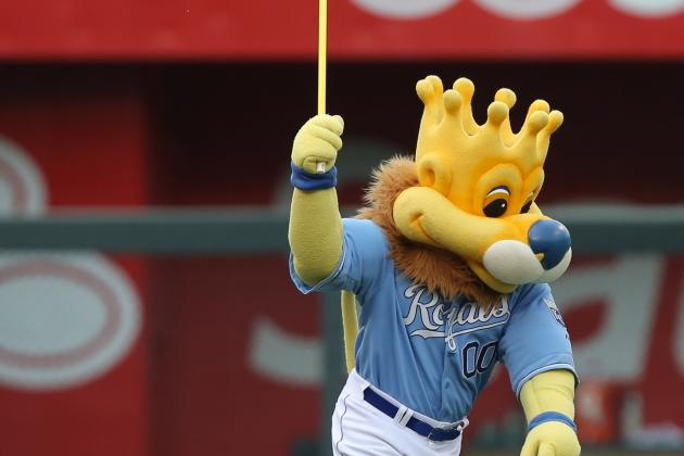 You Want Crazy? the Royals Are Giving You Crazy