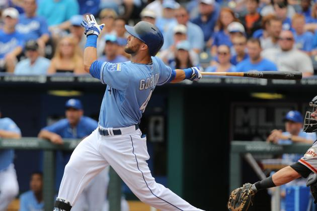 Gordon Sparks Royals to Seventh Straight Win