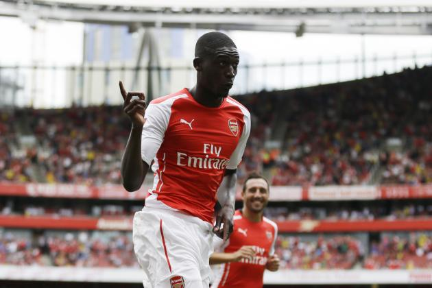 Why Yaya Sanogo Is the Answer to Arsenal's Attacking Problems