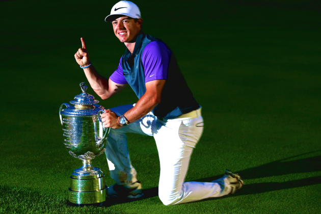 Rory McIlroy's Legacy Takes a Big Leap with Thrilling 2014 PGA Championship Win