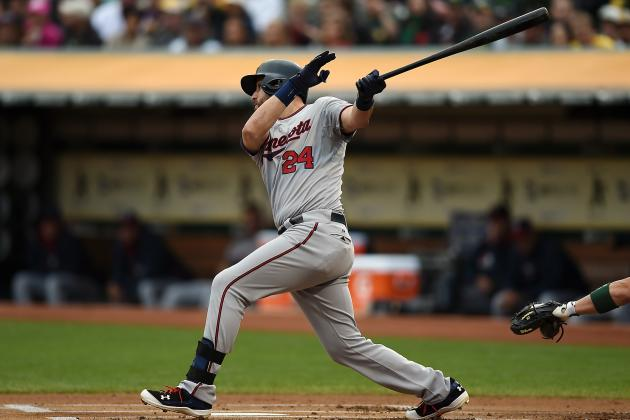 Twinsights: Trevor Plouffe and Oswaldo Arcia Both Ailing