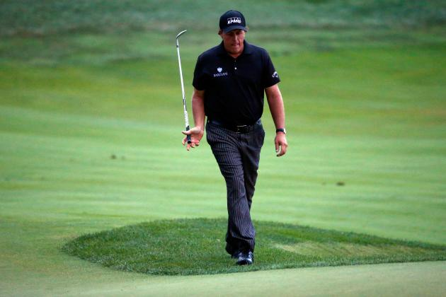 Near Miss at 2014 PGA Championship Shows 'Classic' Phil Mickelson Never Far Away