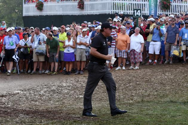 PGA Championship 2014: Final Leaderboard and Stars Who Built Most Momentum