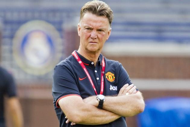 Manchester United Transfer News: Louis Van Gaal Tells 7 Players They Can Leave