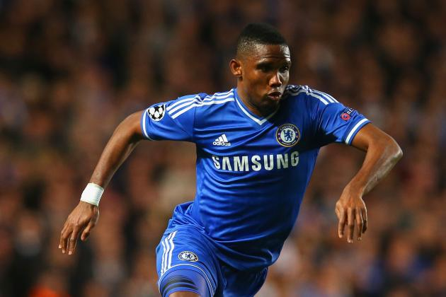 Ajax Closing on Deal for Free Agent Samuel Eto'o