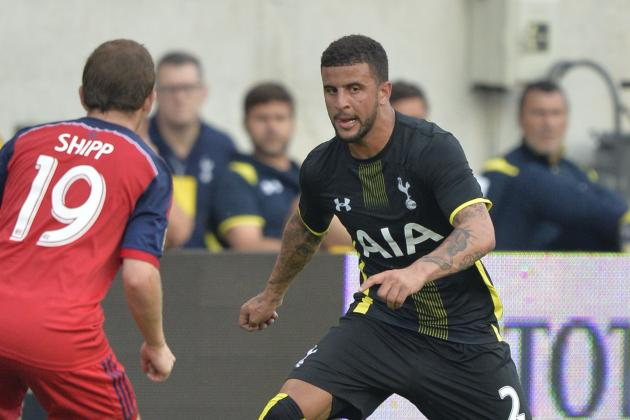 Walker Set to Miss Spurs' Start of the Season and Euro 2016 Qualifier