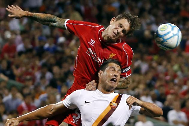 Dejan Lovren's Dream Liverpool Debut Signals Exit for Daniel Agger