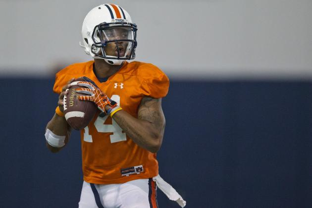 Gus Malzahn, Auburn Handling Delicate Nick Marshall Situation Perfectly