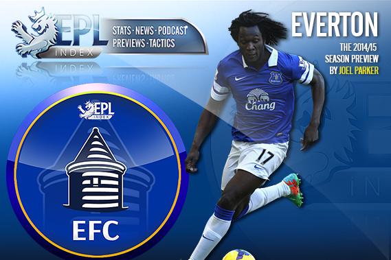 2014/15 Season Preview: Everton