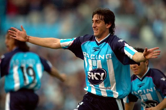 Diego Milito and Riquelme Shine on Return to Boyhood Clubs