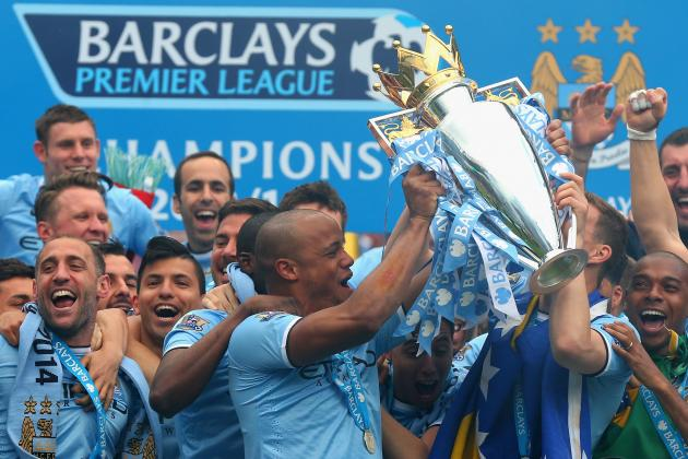 Premier League Power Rankings 2014 Week 1: Latest EPL Title Odds and Outlook