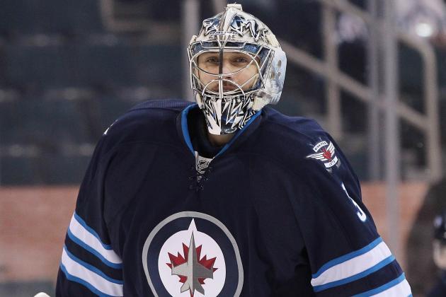 Winnipeg Jets Need Ondrej Pavelec to Play Like No. 1 Goalie