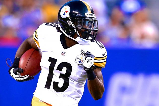 Versatile Rookie Dri Archer Already an Offensive Weapon for Pittsburgh Steelers