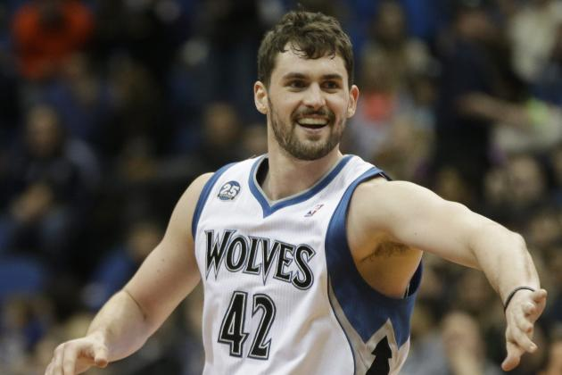 Why Kevin Love Being Traded to Cleveland Cavaliers Is Good for the NBA