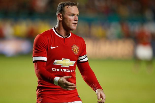 Wayne Rooney Should Be the New Captain of Manchester United