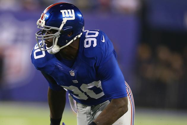 Camp Confidential: New York Giants