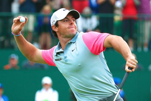 Rory McIlroy's Open Championship Golf Ball Sells for $52K at Auction