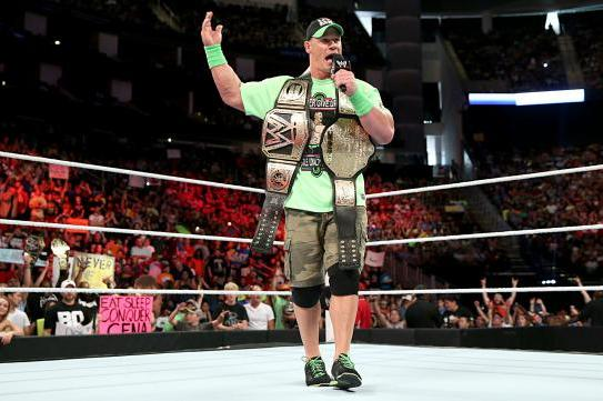 John Cena Will Enhance His Legacy with His Performance at SummerSlam