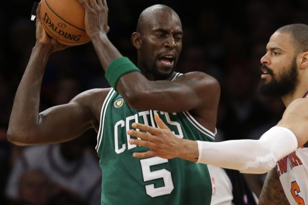 Trade Retrospective: Kevin Garnett To Celtics