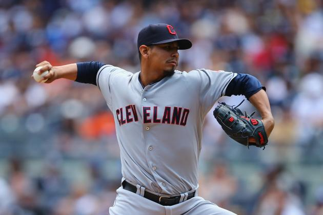 Carlos Carrasco Carries No-Worries Approach from Pen to Rotation to Victory...