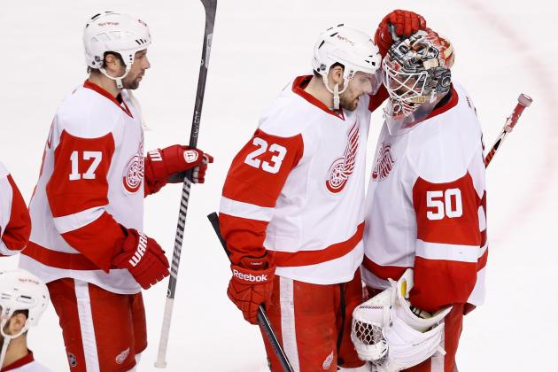 Reddit Survey: Detroit Red Wings Still Hated in Colorado, Elsewhere in West
