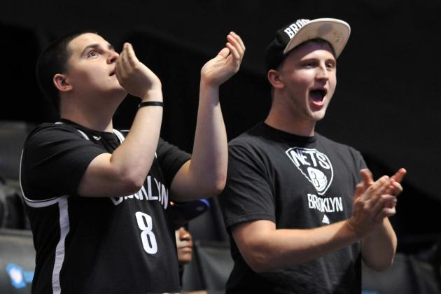 Brooklyn Nets Having Some Success in Luring Russian Fans