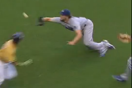 Clayton Kershaw's Athletic Double Play Proves That He's No Scrub with the Glove