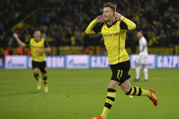 Barcelona Transfer News: Marco Reus Rival Emerges, Latest on Dani Alves
