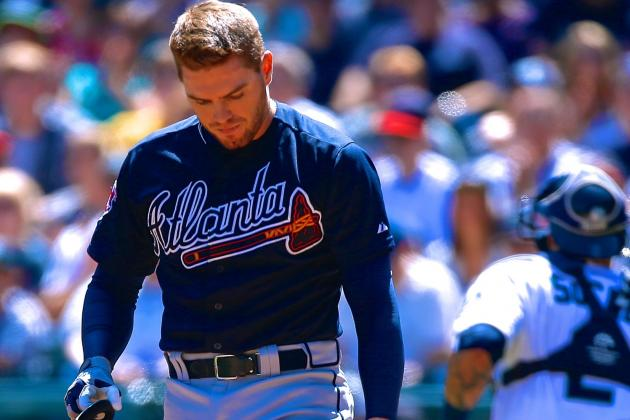 Can the Atlanta Braves Recover from Free Fall in Time to Salvage 2014 Season?
