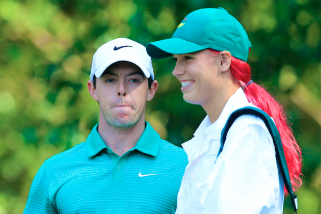 Rory McIlroy Says Breakup with Caroline Wozniacki Has Helped His Golf Game