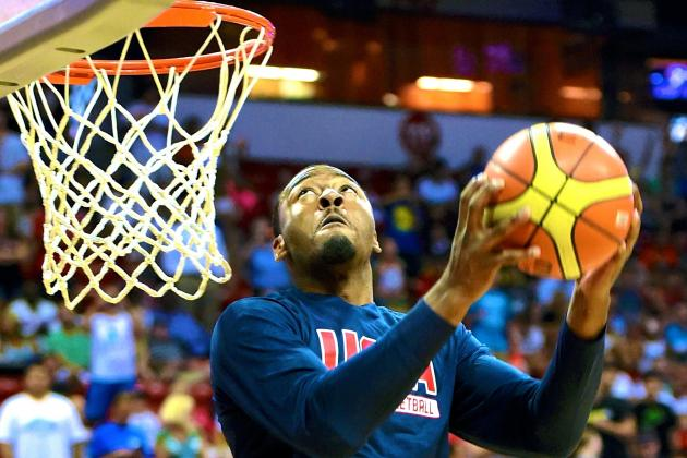 John Wall: 'I Guess I'm Overlooked Again' After Being Cut from Team USA