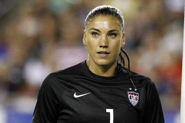 Hope Solo's Court Date on Assault Charges Set for November 4