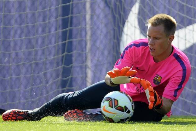 Marc-Andre Ter Stegen Injury: Updates on Barcelona Star's Back and Return