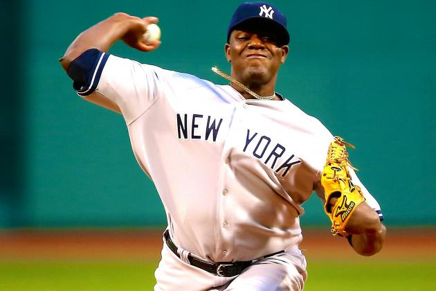 Michael Pineda's Return Date to Yankees' Rotation Announced