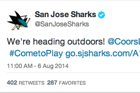 Twitter Reacts to Outdoor Game Announcement