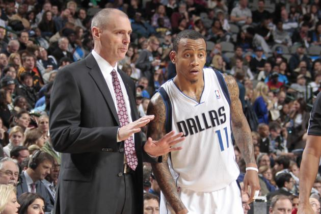 Remodeled Mavs Are Built to Run
