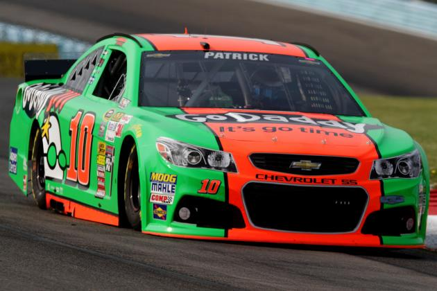 Danica Patrick: Latest News, 2014 Sprint Cup Ranking Ahead of Pure Michigan 400