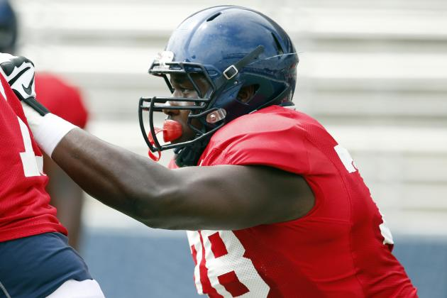 Ole Miss' Young OT Tunsil Already a Star