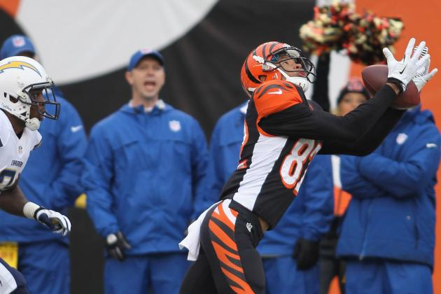 Marvin Jones (Broken Bone in Foot) Out 'A Few Weeks'