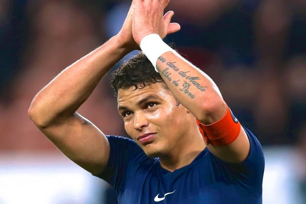 Thiago Silva's Costly Injury in Napoli Friendly Will Test PSG's Defensive Depth